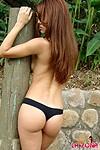 Latin nude girls