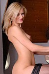 Nude girl from METART serie