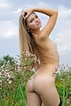 Nude girl from METART serie